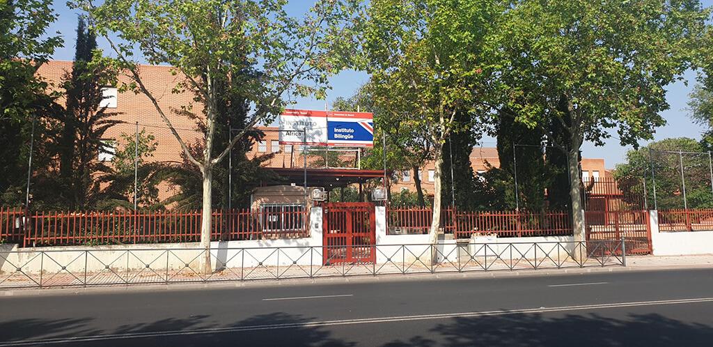 Instituto Africa Fuenlabrada