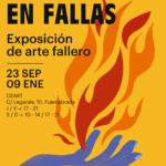 LAS FALLAS LLEGAN MAÑANA A FUENLABRADA