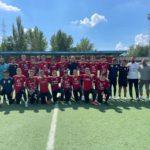 ENCUENTRO CF FUENLABRADA – ATHENS GOALKEEPERS ACADEMY
